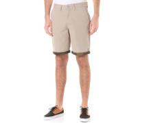 Excerpt Cuff - Chino Shorts für Herren - Beige