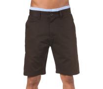 Chino - Chino Shorts für Herren - Braun