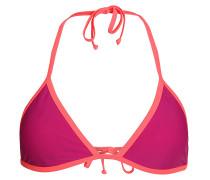 Beachblock - Bikini Oberteil für Damen - Pink