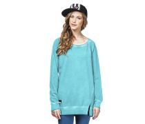 Yasmina - Sweatshirt für Damen - Blau