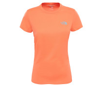 Reaxion Amp Crew - T-Shirt für Damen - Orange