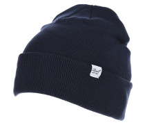 BeanieMütze Blau