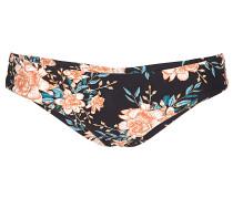 Let It Bloom Hawaii - Bikini Hose für Damen - Schwarz