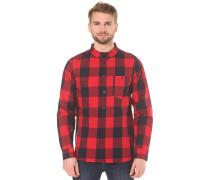 Big Check - Hemd für Herren - Rot