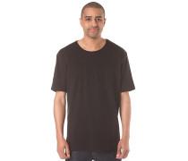 Tee - T-Shirt für Herren - Schwarz