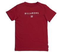 Unity - T-Shirt für Jungs - Rot