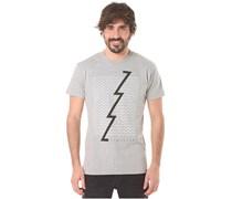 Zimtstern TSM Zoned - T-Shirt für Herren - Grau