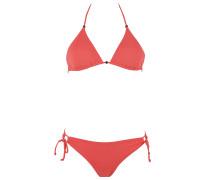 Latoya - Bikini Set für Damen - Rot