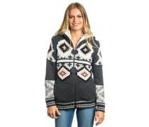 Copiapo - Kapuzenjacke für Damen - Schwarz