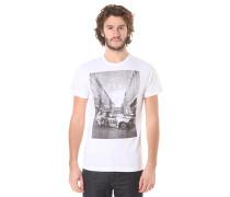 Greetings - T-Shirt für Herren - Weiß
