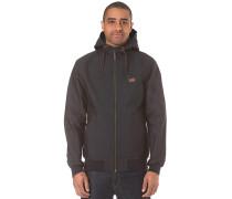 Kreuzdock - Jacke für Herren - Schwarz