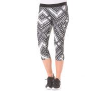 Dri-FIT Crop Legging - Trainingshose für Damen - Schwarz