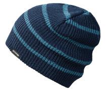 Tall Boy StripeMütze Blau