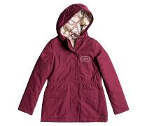 Noisy - Mantel für Mädchen - Rot