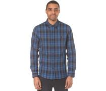 Dayton L/S Woven - Hemd für Herren - Blau
