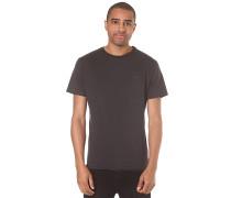 Basic T - T-Shirt für Herren - Schwarz
