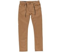 E02 Color - Jeans für Herren - Braun