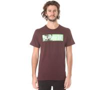 Halfer - T-Shirt für Herren - Braun