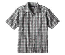 Puckerware - Slim - Hemd für Herren - Grau