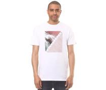 Classic Coast Lines - T-Shirt für Herren - Weiß