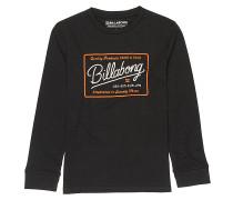 Baldwin - Langarmshirt für Jungs - Schwarz