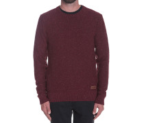 Oldon Crew - Sweatshirt für Herren - Rot