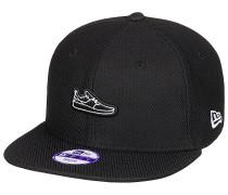 Shoey - Snapback Cap für Jungs - Schwarz