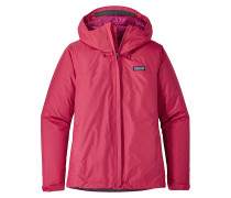 Insulated Torrentshell - Outdoorjacke für Damen - Pink