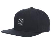 Daily Flag 2 Snapback Cap - Schwarz