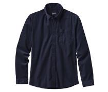 Bluffside Cord L/S - Hemd für Herren - Blau
