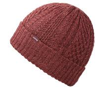 Greta - Mütze - Rot