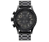 38-20 Chrono - Uhr für Damen - Schwarz