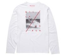 Bias - Langarmshirt für Herren - Weiß