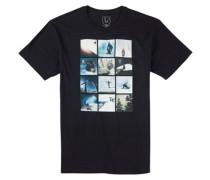 Instarad Slim - T-Shirt für Herren - Schwarz