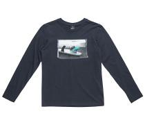 Board - Langarmshirt für Jungs - Blau
