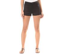 Wave - Shorts für Damen - Schwarz