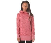 Yoda Melange - Sweatshirt für Damen - Rot