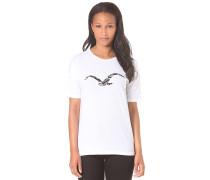Möwe Sunday - T-Shirt für Damen - Weiß