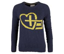 Kesarah - Sweatshirt für Damen - Blau