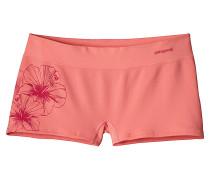 Active Mesh Boy - Funktionsunterwäsche für Damen - Pink