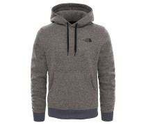 Mc Simple Dome - Kapuzenpullover für Herren - Braun