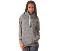 Mayfair Funnelneck - Sweatshirt für Damen - Grau