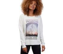 Pony Gold Fleece - Sweatshirt für Damen - Weiß