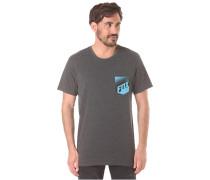 Molecular - T-Shirt für Herren - Grau