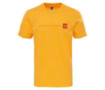 NSE - T-Shirt für Herren - Gelb