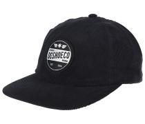 Vents - Snapback Cap für Herren - Schwarz