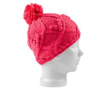 Chloe - Mütze für Mädchen - Rot