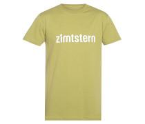 Logotype - T-Shirt für Herren - Gelb