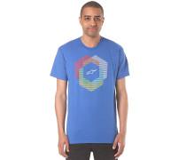 Tesseract - T-Shirt für Herren - Blau