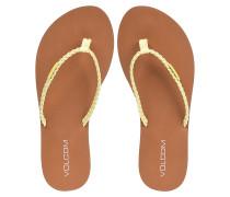Weekender - Sandalen für Damen - Gelb